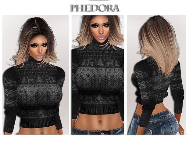 .:Short Sweater .: