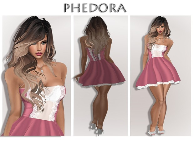.:Tania Dress:.