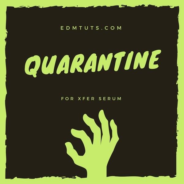 Quarantine for Serum