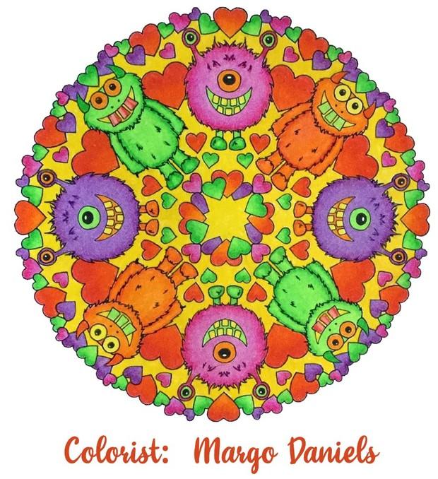 Circles Of Love Adult Mandala Coloring Book Pdf