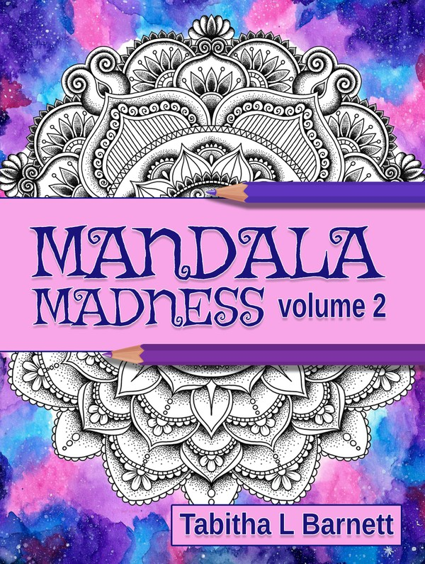 Mandala Madness Volume 2 PDF Book