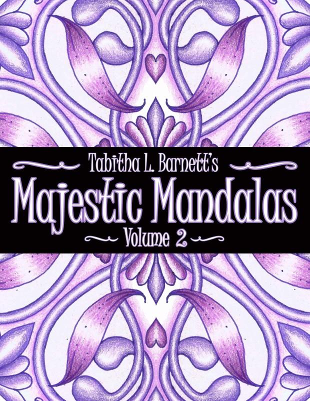 Majestic Mandalas Volume 2 Coloring Book for Adults PDF (57 elegant mandalas)