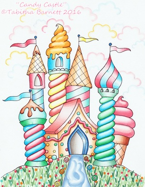Candy Cove Coloring Pack #3 PDF