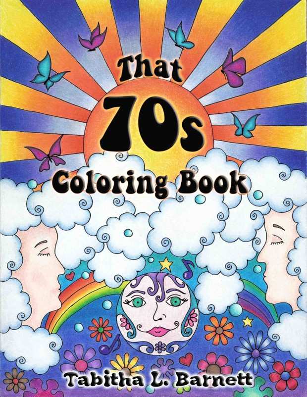That 70s Coloring Book PDF