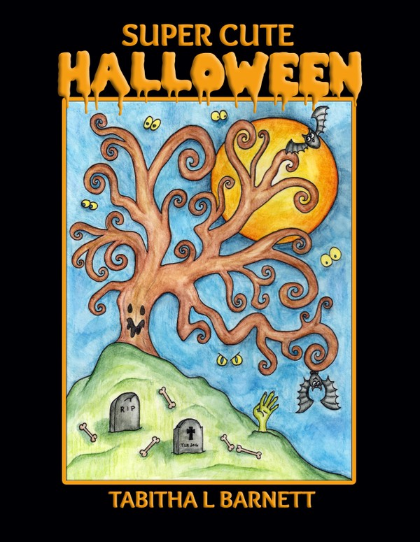 Super Cute Halloween:  The Book PDF
