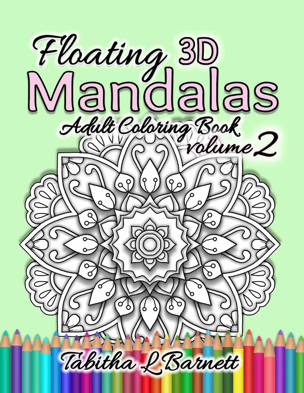 Floating Mandalas Volume 2 PDF