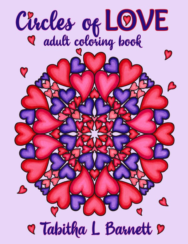 Circles of Love Adult Mandala Coloring Book PDF