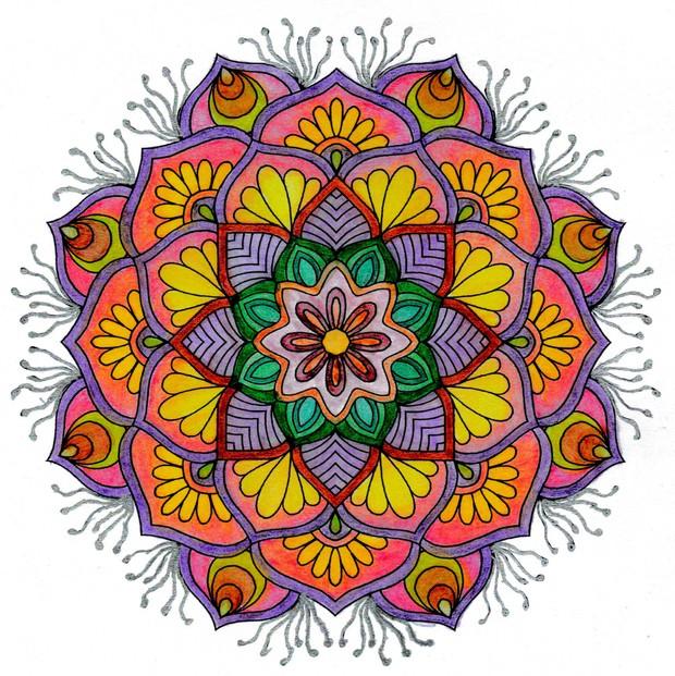 Majestic Mandalas Vol 3 Adult Coloring Book Pdf