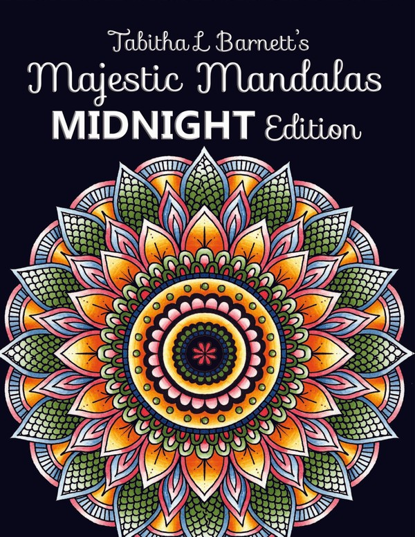 Majestic Mandalas MIDNIGHT Edition PDF
