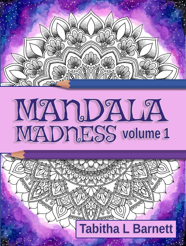 Mandala Madness Volume 1 PDF Book