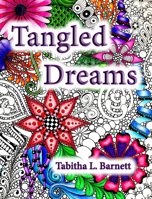 Tangled Dreams Coloring Book for Adults PDF