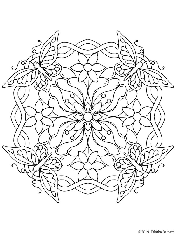 Mandalas FREEBIE pack