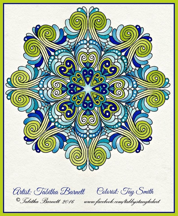 Majestic Mandalas Coloring Book for Adults PDF (51 ele