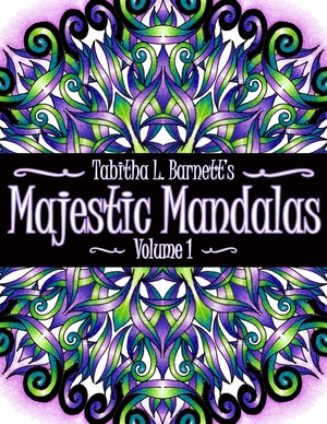 Majestic Mandalas Coloring Book for Adults PDF (51 elegant mandalas)