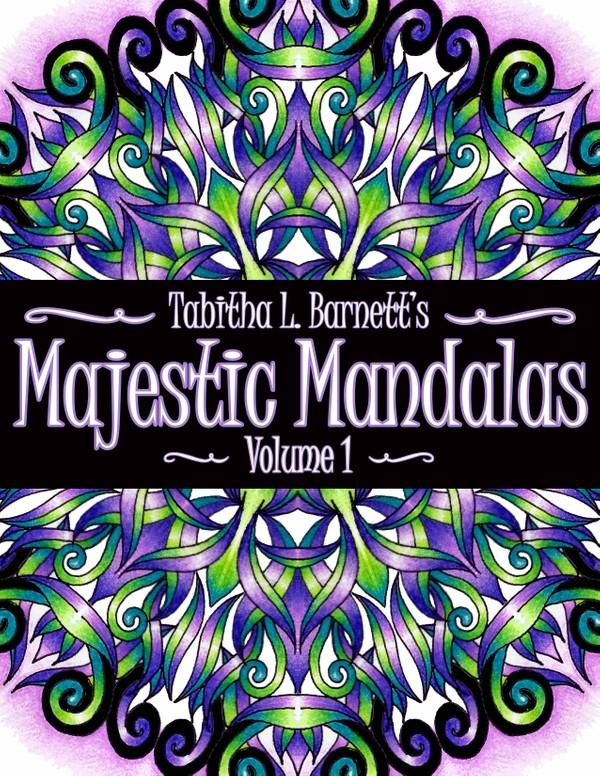 Majestic Mandalas Coloring Book for Adults PDF (51 elegant mandalas)
