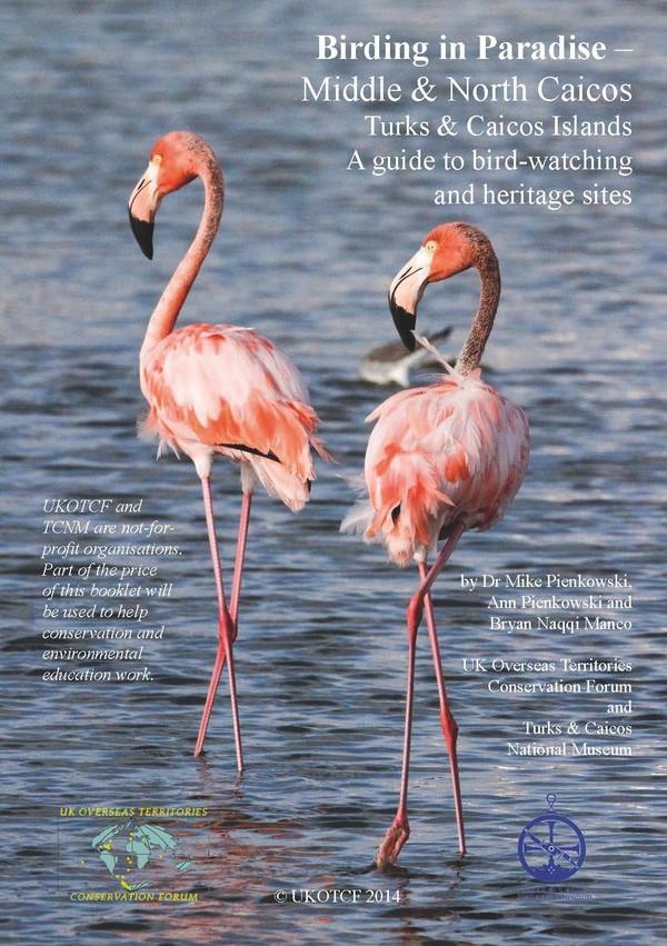 Birding in Paradise - North & Middle Caicos