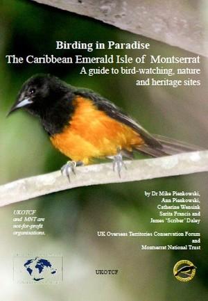 Birding in Paradise: The Caribbean Emerald Isle of Montserrat