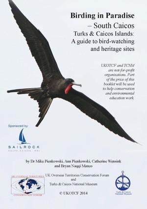 Birding in Paradise - South Caicos