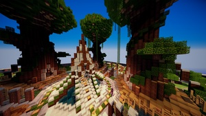 Minecraft Factions Spawn for FREE!