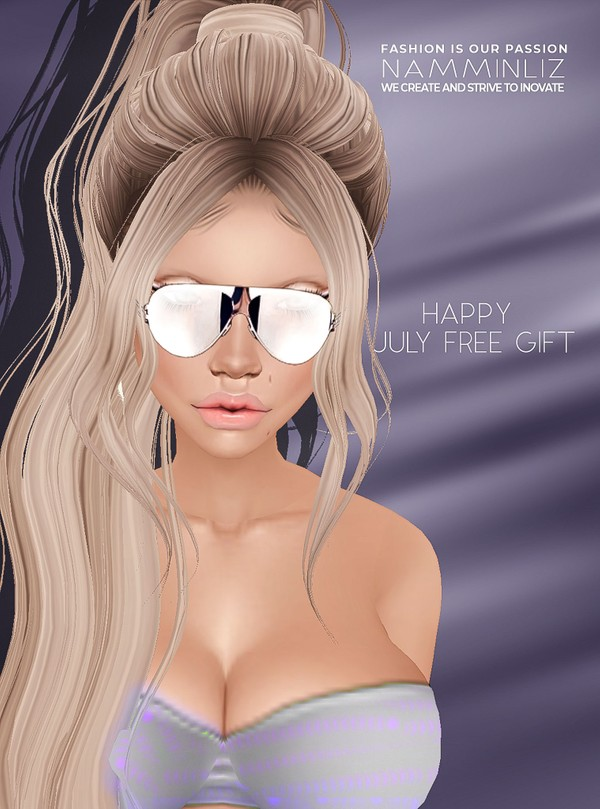 Happy July imvu free gift ♥
