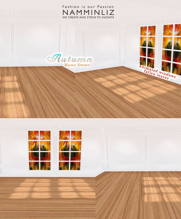 Autumn Home Decor ( Limited to 4 ) 35 Textures PNG