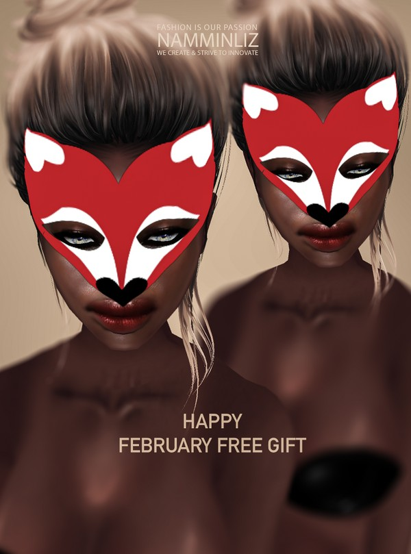 Happy February imvu free gift ♥