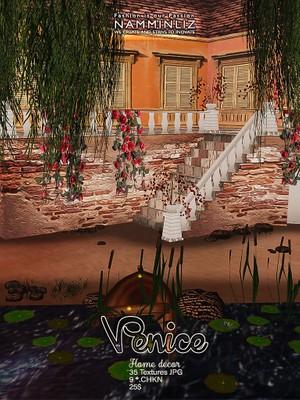 Venice Home decor 35 Textures JPG, 9 *.CHKN