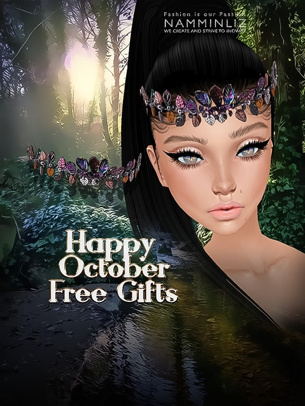 Happy October imvu free gift ♥