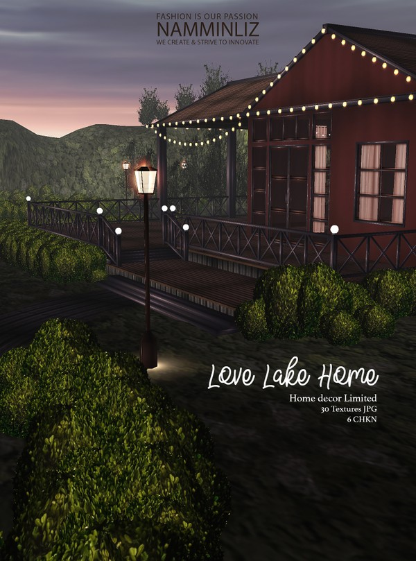 Love Lake Home decor 30 Textures JPG 6 CHKN Limited to 4 Client only