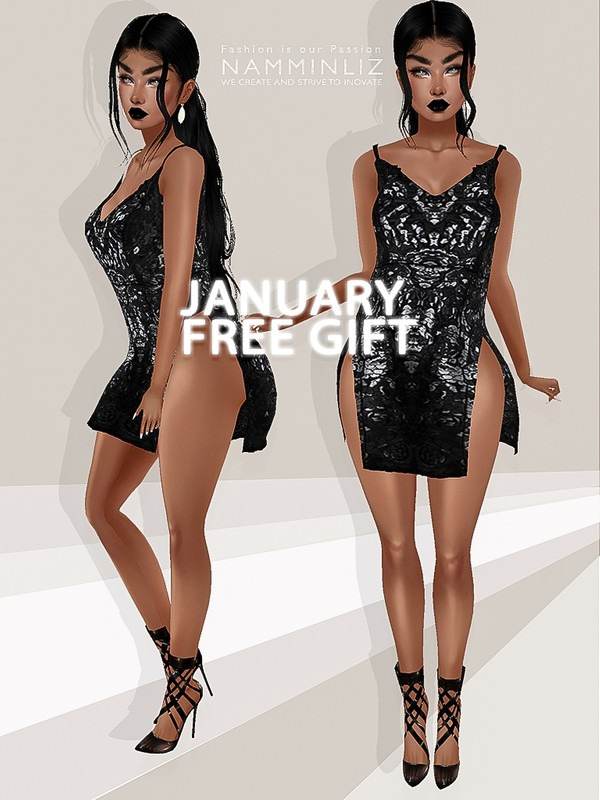 Happy January 2019 imvu free gift ♥