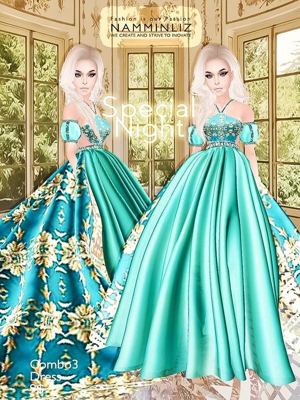 Special Night combo3 Dress JPG