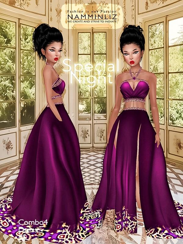 Special Night combo4 Dress JPG