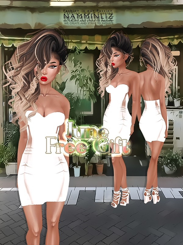 Happy June imvu free gift ♥