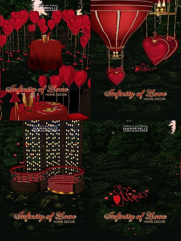 Infinity of Love Home decor 23 Textures JPG 5 CHKN