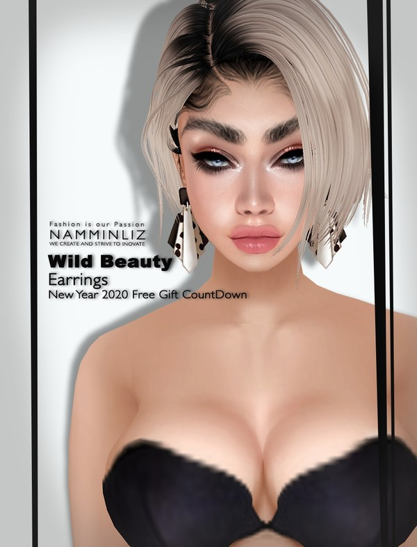 Wild Beauty New year 2020 Free Gift Countdown