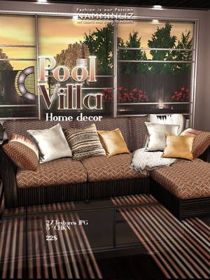 Pool Villa Home decor 27 Textures JPG 5 *.CHKN