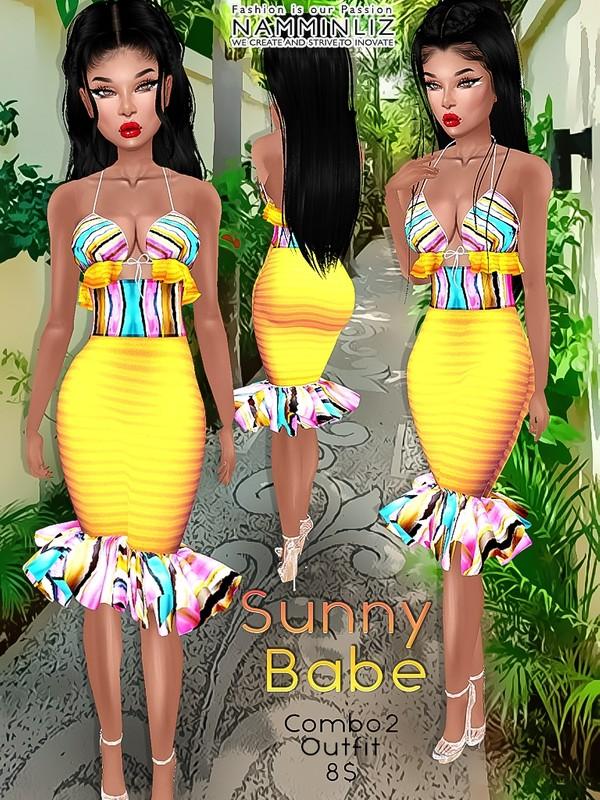 Sunny Babe combo2