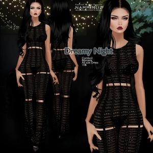 Dreamy Night combo1 •Bibi Outfit