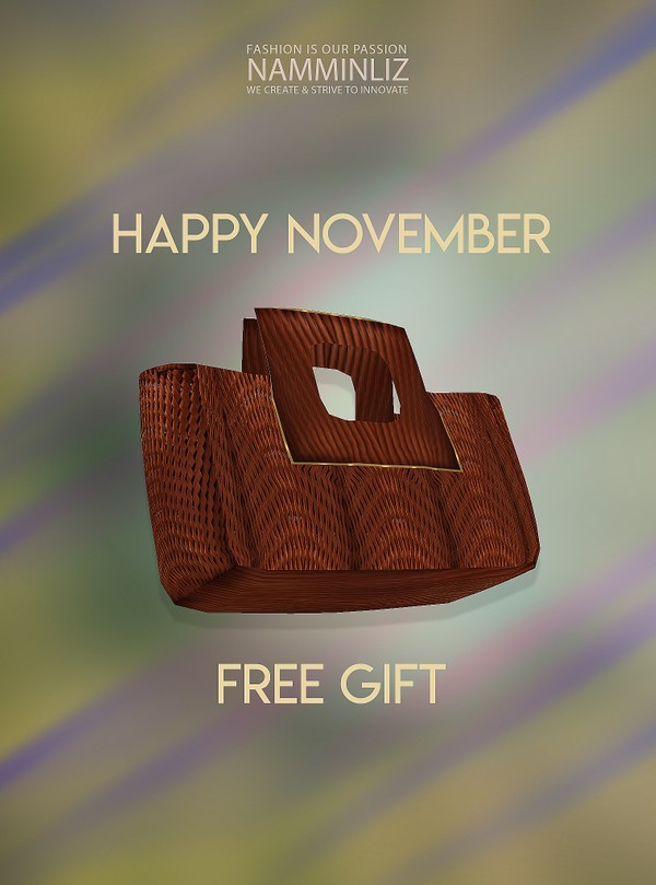 Happy November imvu free gift ♥
