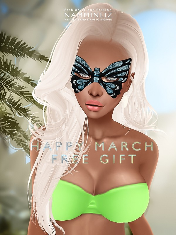 Happy March imvu free gift ♥ JPG CHKN