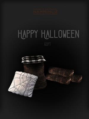 Happy Halloween Gift 3 imvu jpg Texture