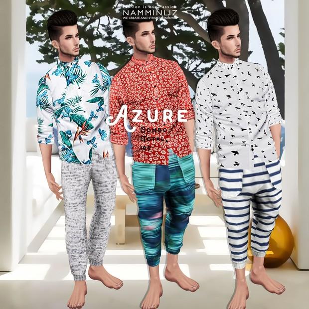 Azure combo3
