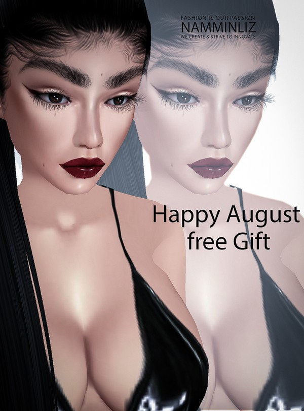 Happy August imvu file sale free gift ♥