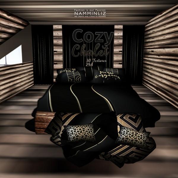 Cozy Chalet 29 Textures
