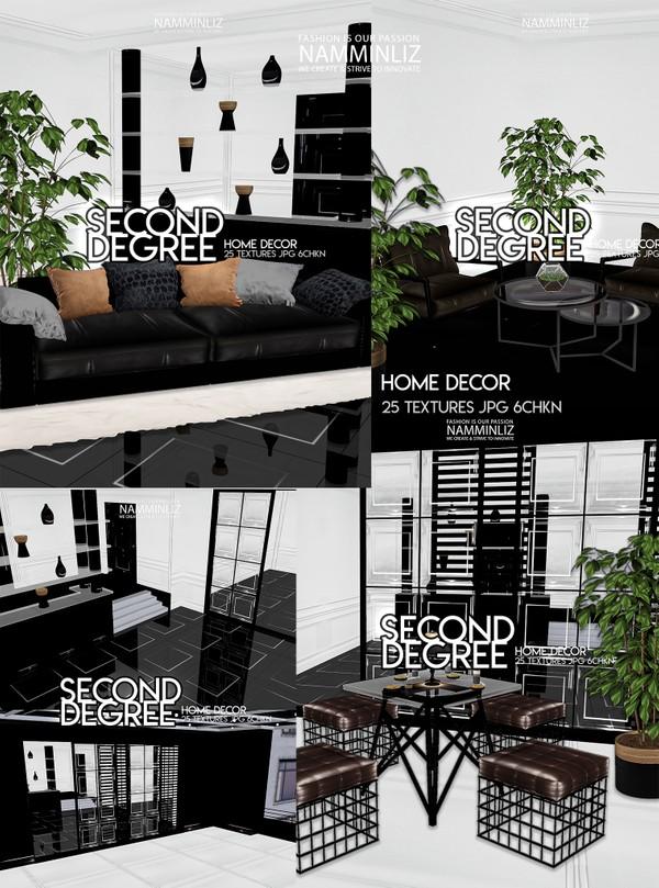 Second Degree Home decor 26 Textures JPG 6 CHKN
