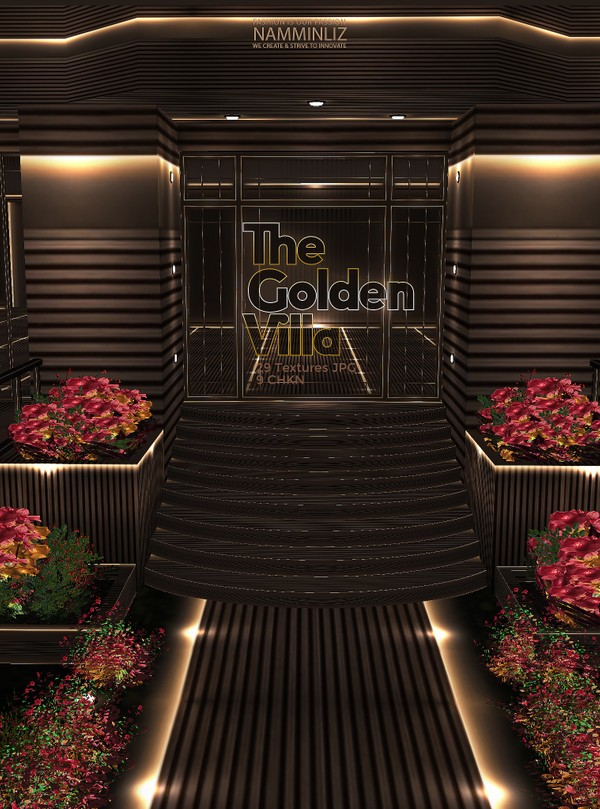 The Golden Villa Home decor 29 Textures JPG 9 CHKN