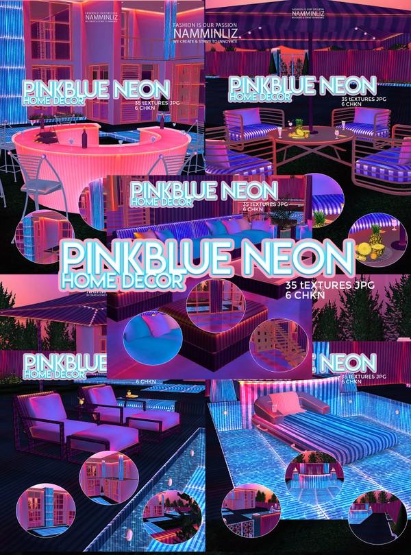 PinkBlue Home decor 35 TEXTURES JPG 6 CHKN