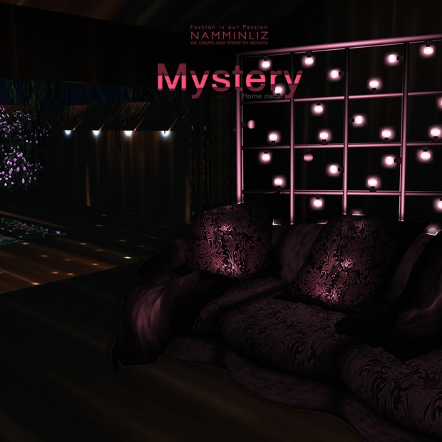 Mystery Home Decor  21 Textures PNG