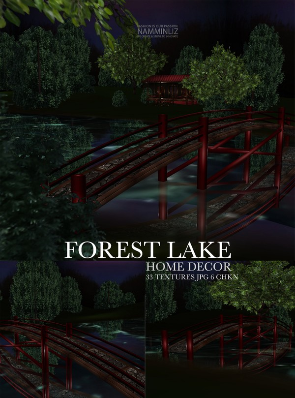 Forest Lake Home decor 33 Textures JPG 6 CHKN