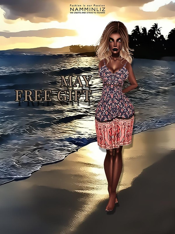 Happy May imvu free gift ♥ JPG Textures CHKN